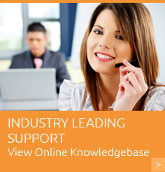 Industry leading support services from ITC.